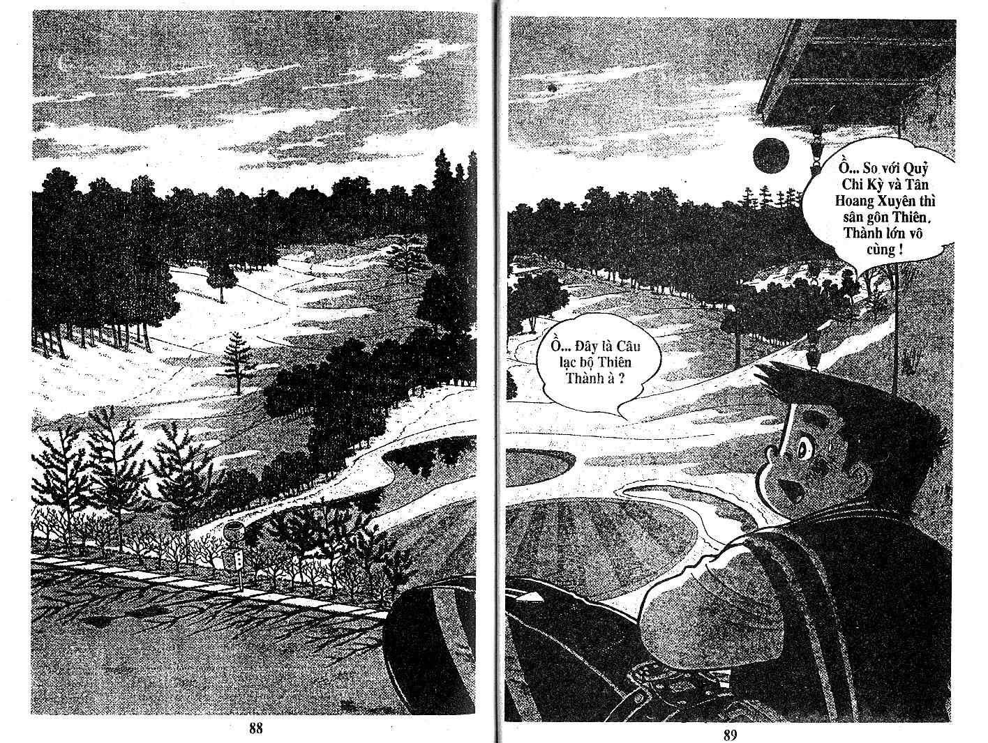 Ashita Tenki ni Naare chapter 21 trang 43