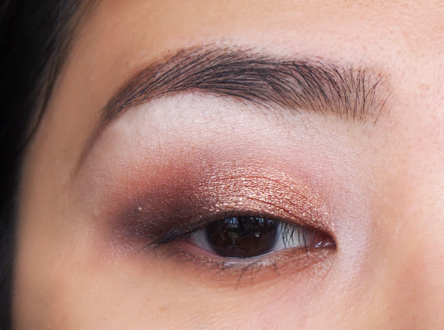 Urban Decay Naked 3 Palette Quick and Easy Eyeshadow Tutorial