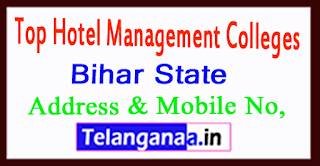 Top Hotel Management Colleges in Bihar