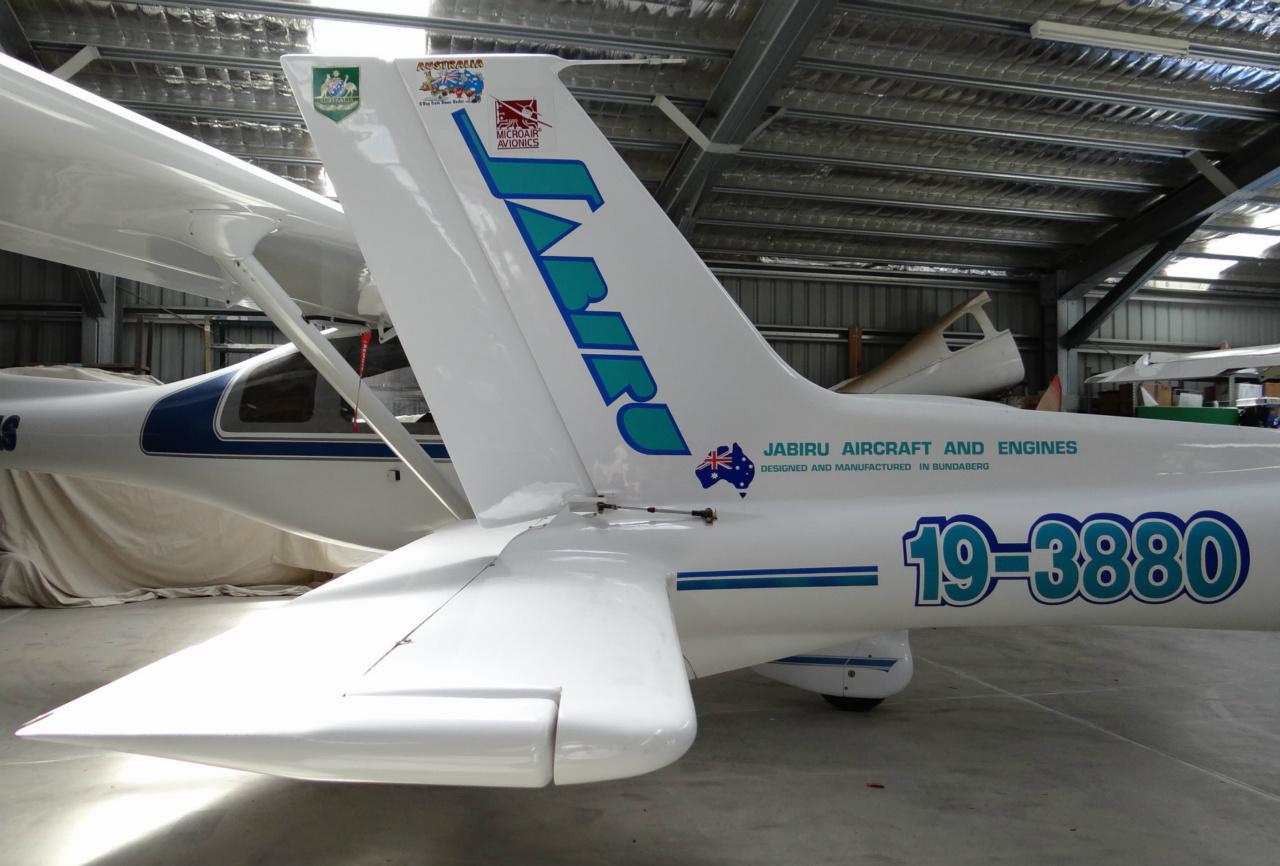 JABIRU AIRCRAFT AND ENGINES (PART 2) | Article - Sun 22 Nov