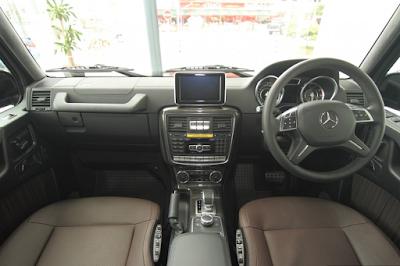 Interior Jip Mercy G-Class W463 G63 AMG