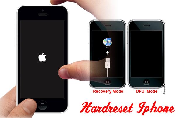 Cara Factory Reset Atau Reset Ulang iPhone