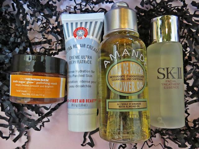 Ole Henriksen Truth Sugar Glow First Aid Beauty L'Occittane SK-II