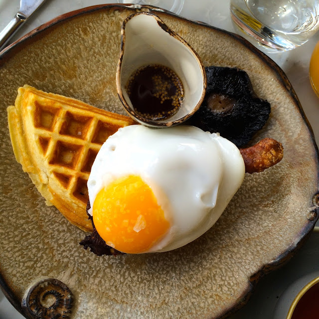 Duck & Waffle by What Laura did Next