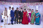 Celebs At Prabhu Tej and Varsha Wedding-thumbnail-1
