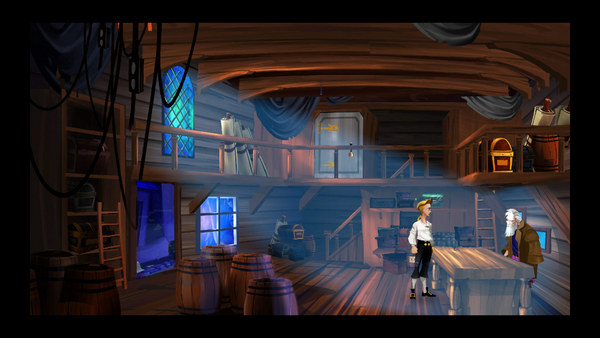 Uno de los creadores de Monkey Island pide a Disney que venda los derechos 1