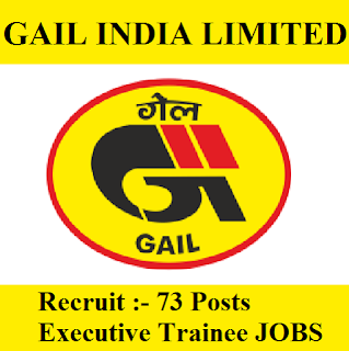 Gas Authority of India Limited, GAIL, Executive Trainee, Graduation, Trainee, freejobalert, Sarkari Naukri, Latest Jobs, gail logo