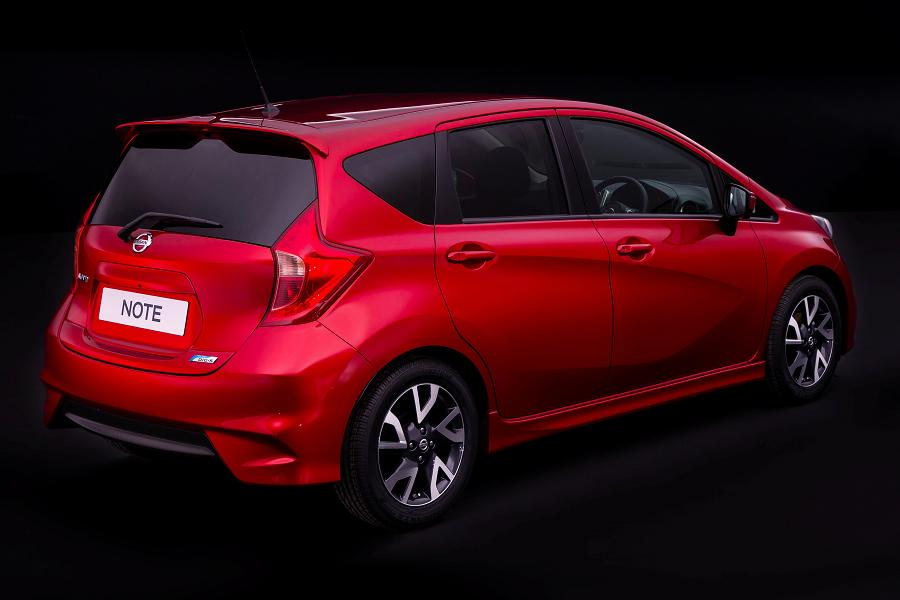 all new 2014 nissan note autoesque. Black Bedroom Furniture Sets. Home Design Ideas