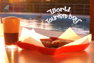 World Tourism Day- Espresso Shakerato