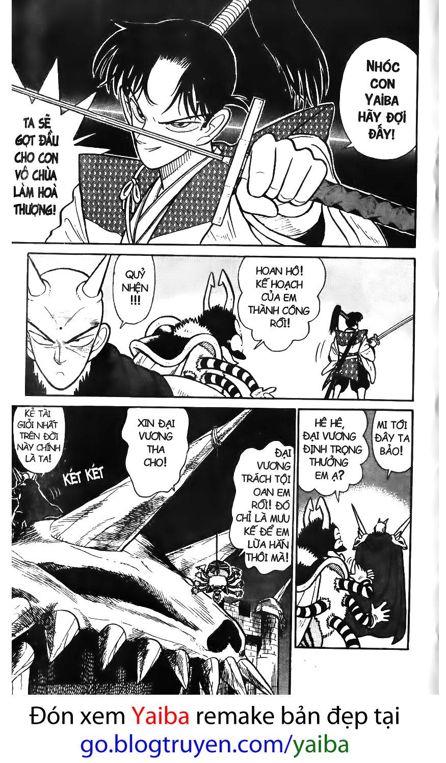 Yaiba chap 43 trang 18
