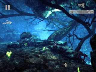 The Descent game play android