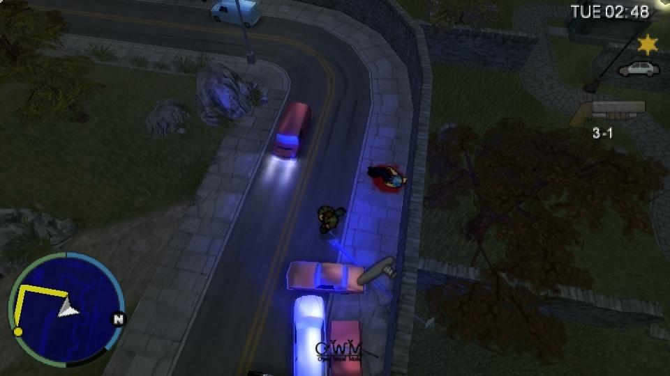 OpenWorldMods: GTA Chinatown Wars 3D Perspective