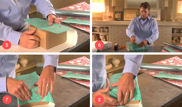Cara Membungkus Kado Kotak Sederhana