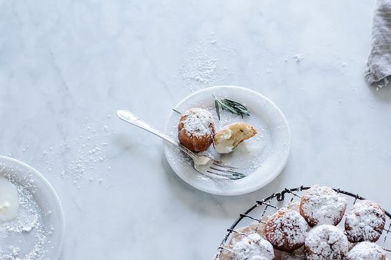 image result for local milk white chocolate beignets