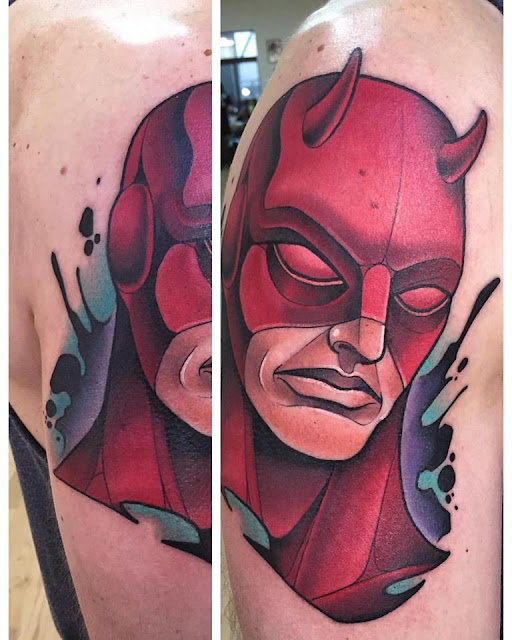 daredevil, marvel