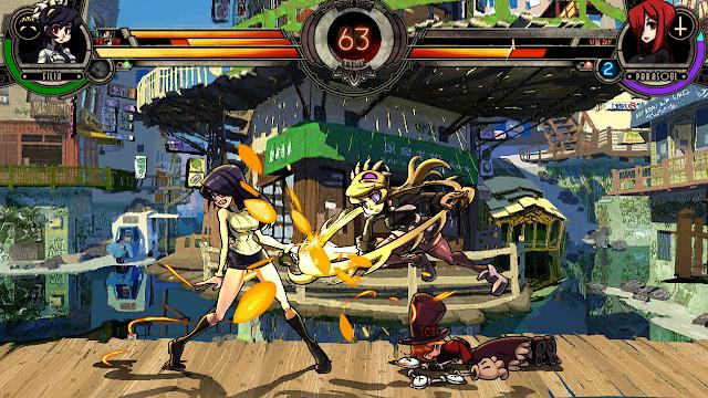Skullgirls - PC FULL Captura 4