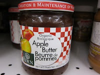 Low-sugar apple butter