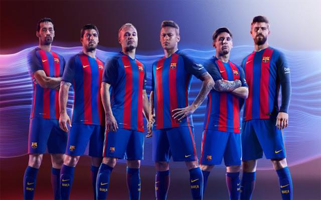 Al Barça no le llega con el contrato de Nike