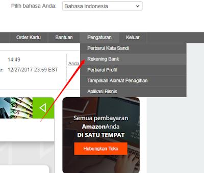 Cara Menambahkan Bank Ke Payoneer 2