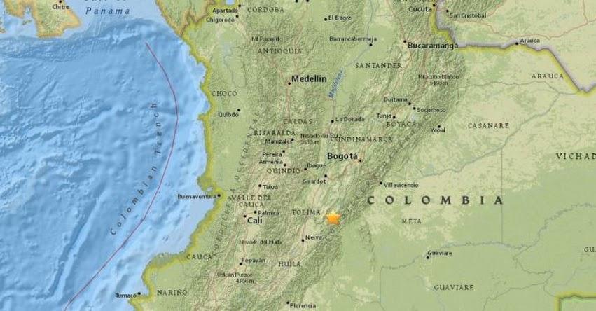 TERREMOTO EN COLOMBIA de 5.6 grados (Hoy Lunes 6 Febrero 2017) Sismo Temblor EPICENTRO Huila - Bogotá - opayán - Manizales - Pereira - Cali - Medellín - Villavicencio - Ibagué - Neiva - En Vivo - Twitter - Facebook - USGS