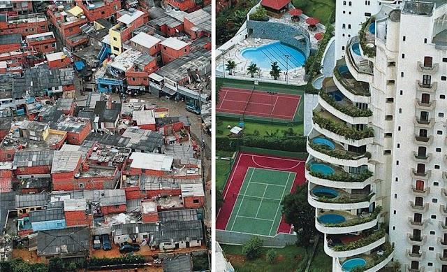 A elite brasileira e a desigualdade social