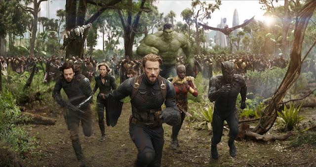 فيلم Avengers Infinity War بأكبر افتتاحية بوكس أوفيس في تاريخ السينما ويُحقق إيرادات خيالية على الصعيد العالمي في أول عرض له