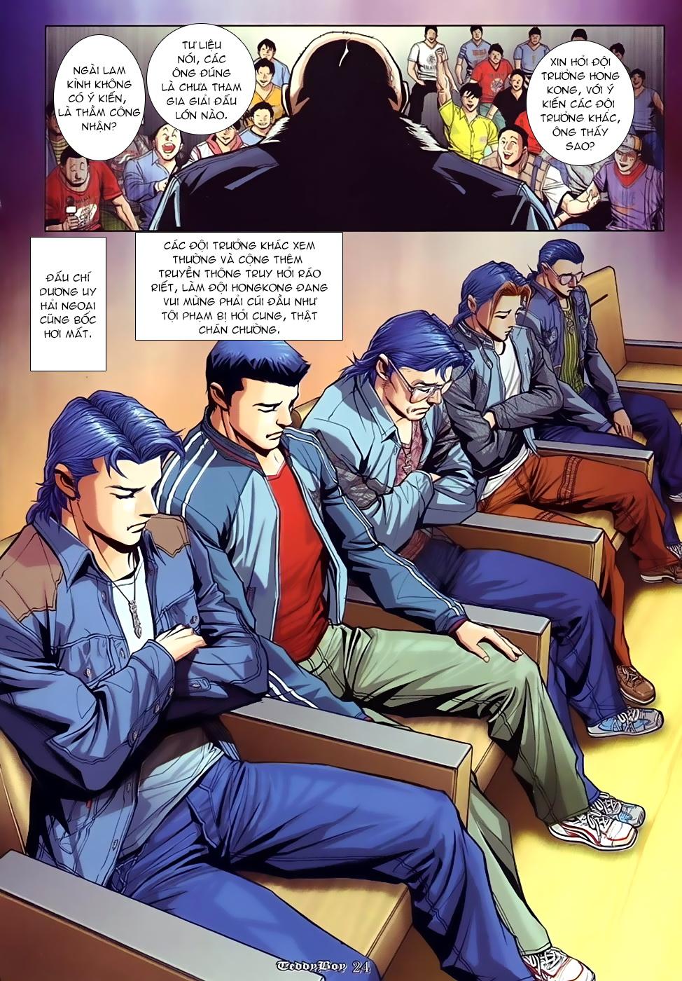 Người Trong Giang Hồ NetTruyen chap 870 - Trang 18