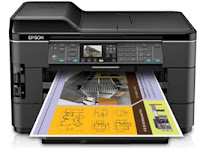 Epson WorkForce WF-7520 Drivers & Downloads
