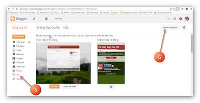 Hướng dẫn thay đổi giao diện cho Blogspot, a3