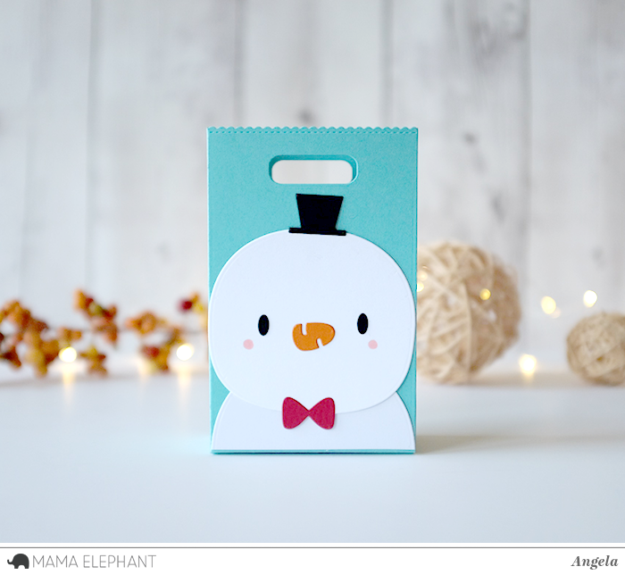 Mama Elephant Favor Bag Accessory - Snow Deer에 대한 이미지 검색결과