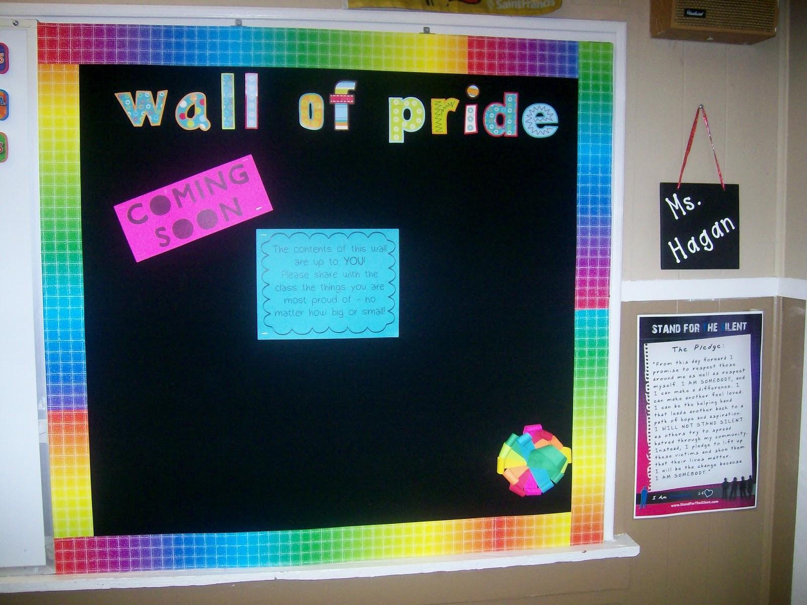 Math=Love: Bulletin Board Ideas for Notice Board Decoration Ideas For High School  117dqh