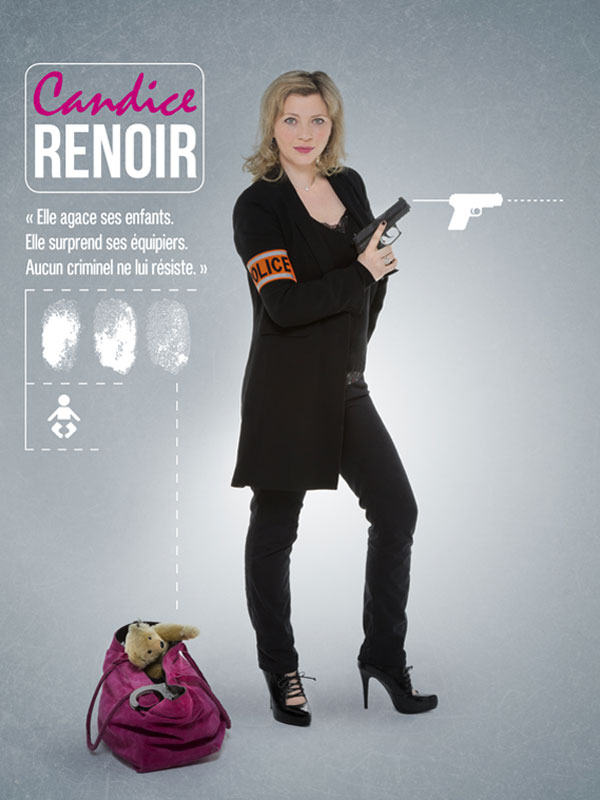 Candice Renoir – Saison 8 [Complete] [Streaming] [Telecharger]
