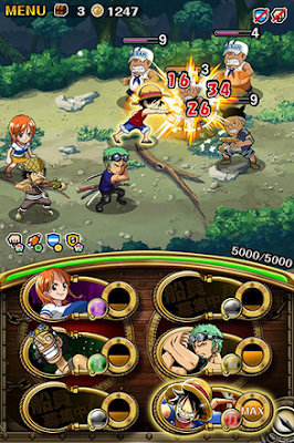 Link Download One Piece Treasure Cruise v7.0.0 Apk Mod Terbaru For Android: