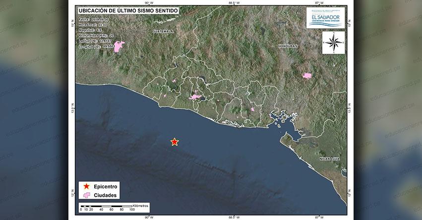Terremoto en El Salvador de Magnitud 6.8 y Alerta de Tsunami (Hoy Jueves 30 Mayo 2019) Sismo - Temblor - EPICENTRO - La Libertad - En Vivo Twitter - Facebook - www.marn.gob.sv