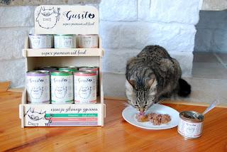 karma dla kotów Gussto
