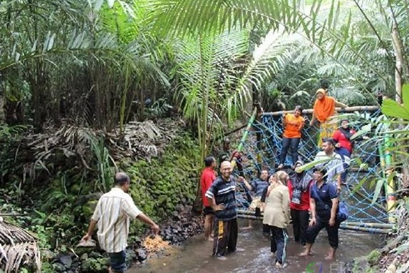 Wisata Alam Menarik Desa Wisata Kaliurang Timur