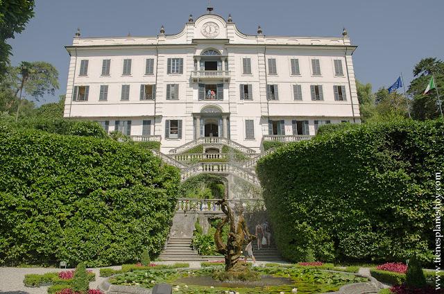 Villa Carlota visitar Lago di Como