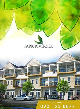 Bán nhà phố Park Riverside
