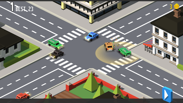 Traffic Rush 2 is really a fun to play game where you need to cross the vehicles without crashing. Use your finger to make vehicles cross to the another side. Challenge you friends, unlock monsters trucks, limos, motorcycle, police cars etc.