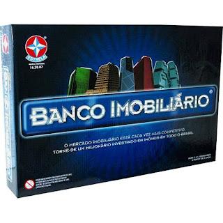 Banco Imobiliário para smartphones