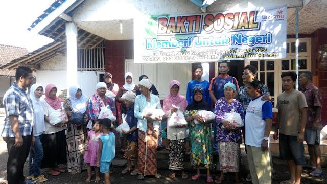 Baksos di PC. Muhammadiyah Tanggul
