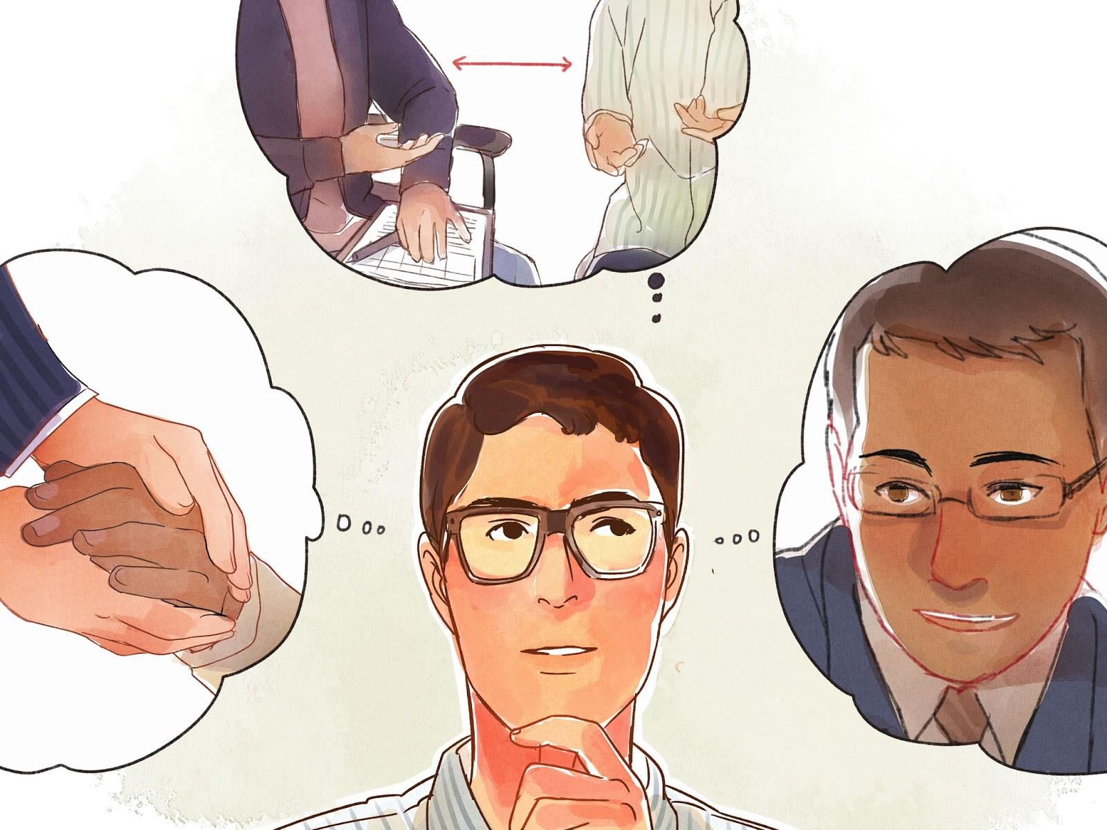 Uciekanie wzrokiem psychologia