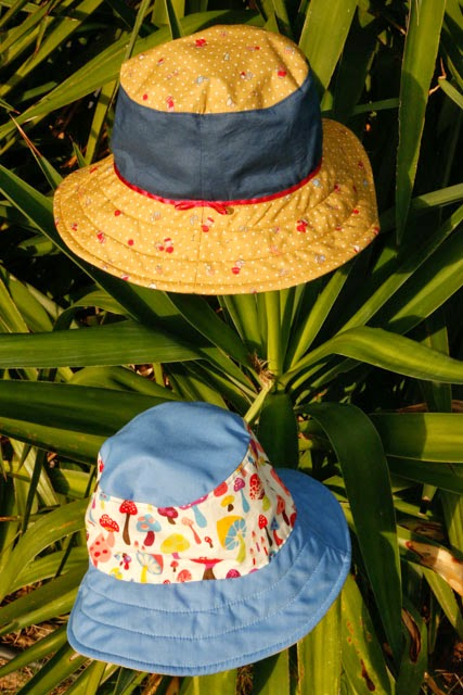 One Little Imp  Oliver + S Reversible Bucket Hat 4bb08499d96