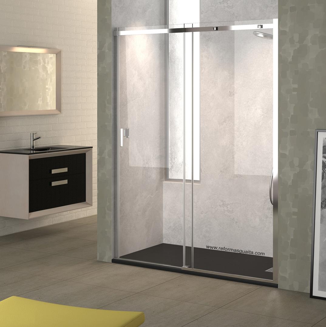 Mamparas de dise o para ducha for Modelos de duchas modernas