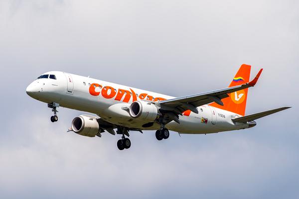 Desde hoy Conviasa vuelve a volar de Caracas hacia Panamá - Es el momento de huir !