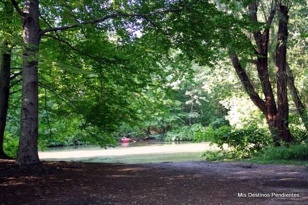 Tiergarten de Berlín