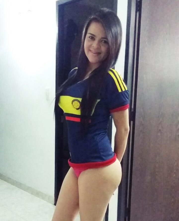 Amateur colombianas foto