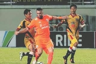 Mitra Kukar vs Persija Jakarta 0-2 Highlights