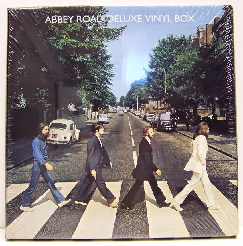 The Daily Beatle Back In The Annual Vinyl Charts Abbey Road