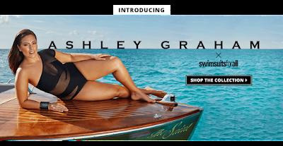 Ashley Graham -Swimsuitsforall -Estrella Fashion Report